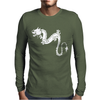 Dragon Stencils Mens Long Sleeve T-Shirt
