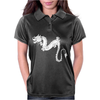Dragon Stencils Womens Polo