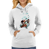 Dragon surrealistic art by Axe-illustrations Womens Hoodie