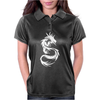 Dragon, Tribal Tattoos Womens Polo
