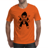 Dragonball Z Inspired Vageta Mens T-Shirt