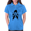 Dragonball Z Inspired Vageta Womens Polo