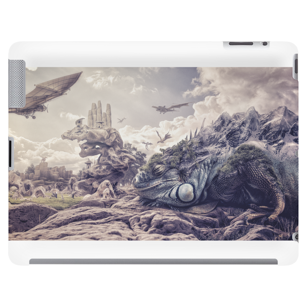 Dragonland Tablet (horizontal)