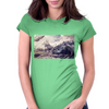 Dragonland Womens Fitted T-Shirt