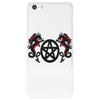 Dragons and Pentacle Phone Case