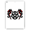 Dragons and Pentacle Tablet
