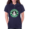 Dragons Coffee Womens Polo