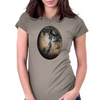 Dragons egg fantasy Womens Fitted T-Shirt