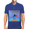 Drake Hotline Bling Pizza Mens Polo