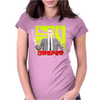 Draper Womens Fitted T-Shirt
