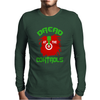 Dread At The Controls. Mens Long Sleeve T-Shirt