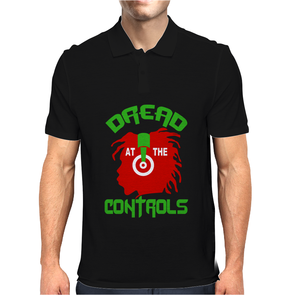 Dread At The Controls. Mens Polo