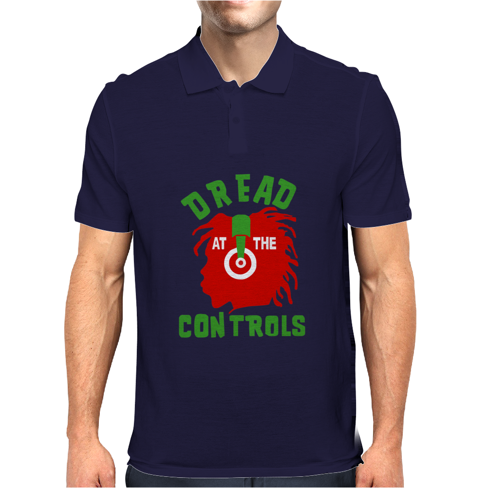 Dread At The Controls Mens Polo