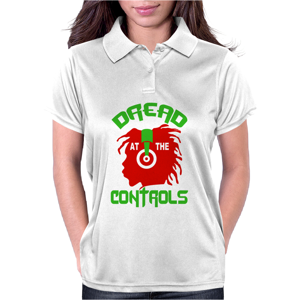 Dread At The Controls. Womens Polo