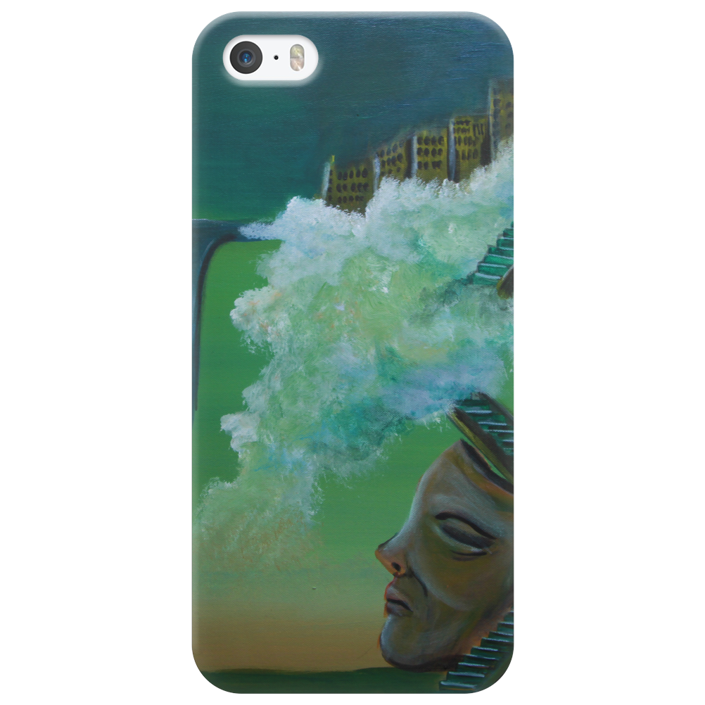 Dream of Utopia Phone Case