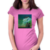 Dream of Utopia Womens Fitted T-Shirt