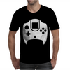 Dreamcast Controller Mens T-Shirt