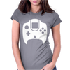 Dreamcast Controller Womens Fitted T-Shirt