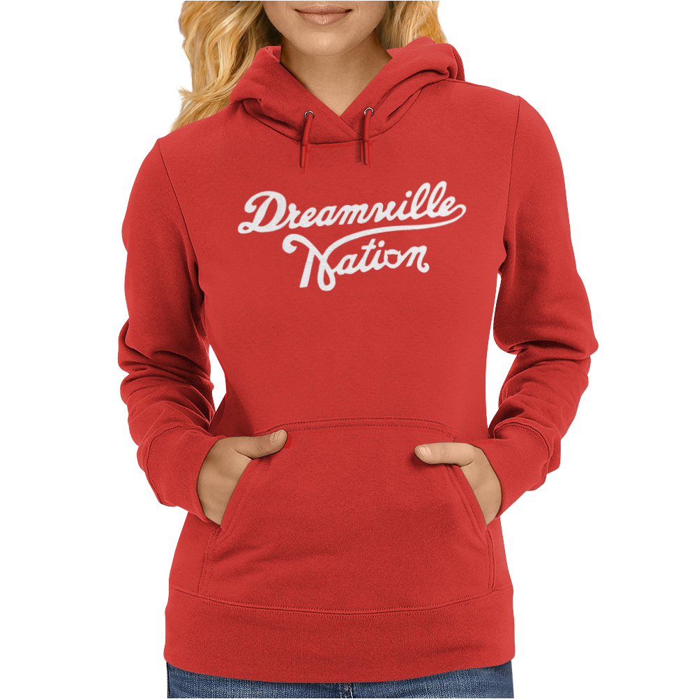 Dreamville Nation Womens Hoodie