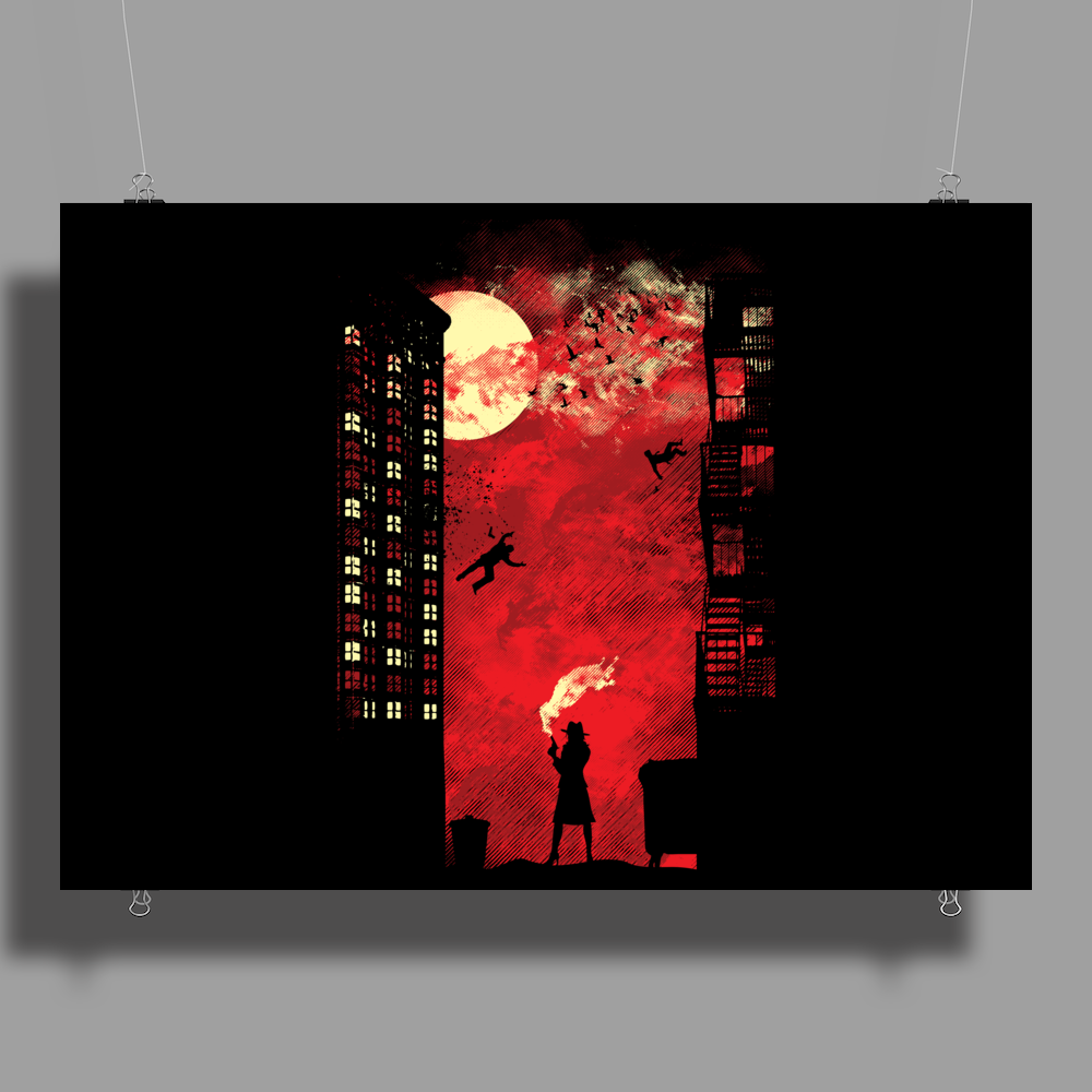 Dressed To Kill Poster Print (Landscape)