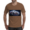 Drift racing - electrically charged Mens T-Shirt