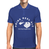 Drink Real Ale Serving Suggestions beer Drinking Mens Polo