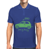 DRIVE BY Mens Polo