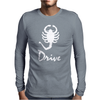 Drive Scorpion Mens Long Sleeve T-Shirt