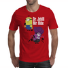 Dr.Jekill & Mr.Hide Mens T-Shirt