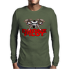Drone Pilot Design Mens Long Sleeve T-Shirt