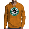 Drop Dead Fred, Snot Face Coffee Mens Hoodie