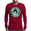Drop Dead Fred, Snot Face Coffee Mens Long Sleeve T-Shirt