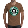 Drop Dead Fred, Snot Face Coffee Mens T-Shirt