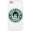 Drop Dead Fred, Snot Face Coffee Phone Case