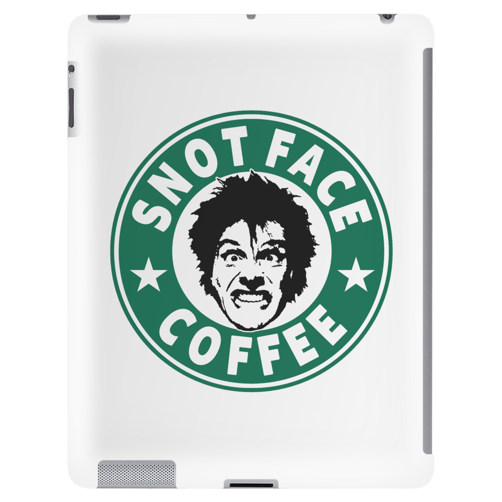 Drop Dead Fred, Snot Face Coffee Tablet
