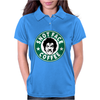 Drop Dead Fred, Snot Face Coffee Womens Polo