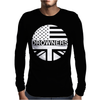 Drowners Funny Mens Long Sleeve T-Shirt