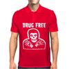 Drug Free Mens Polo