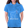 DRUG MULE Womens Polo