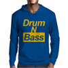 Drum N Bass Birthday Music Mens Hoodie