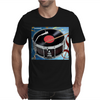 Drum Record Player Mens T-Shirt