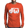 Drums Dw Music Instrument Mens Long Sleeve T-Shirt