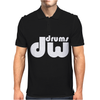 Drums Dw Music Instrument Mens Polo