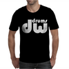 Drums Dw Music Instrument Mens T-Shirt