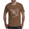 Drums Mens T-Shirt