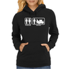Drums - Problem Solved - Mens Funny Womens Hoodie