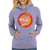 Dry Bowser Womens Hoodie