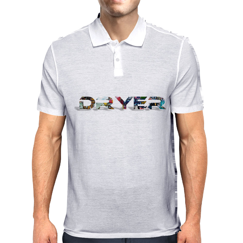 Dryer ethno graph Mens Polo
