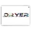 Dryer ethno graph Tablet (horizontal)