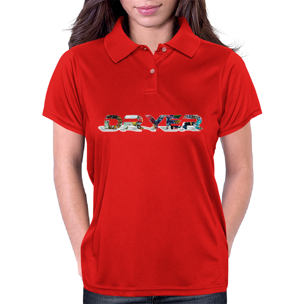 Dryer ethno graph Womens Polo